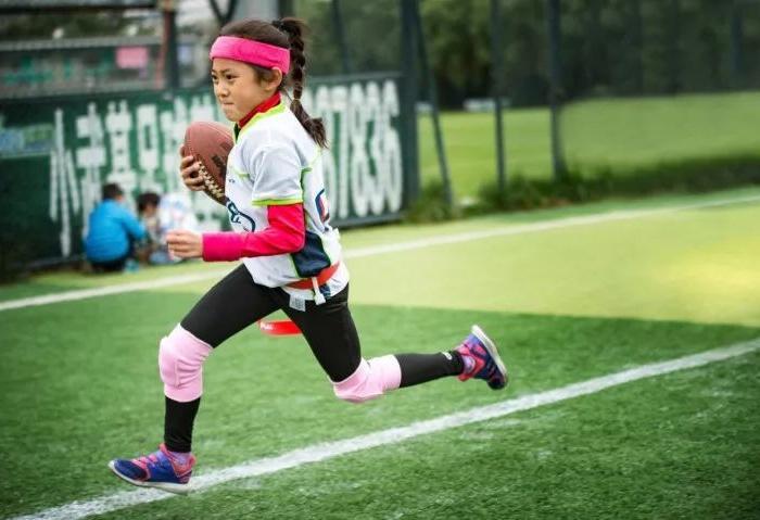 【我的第一场橄榄球赛】唐祉涵:小小花木兰的橄榄球初体验