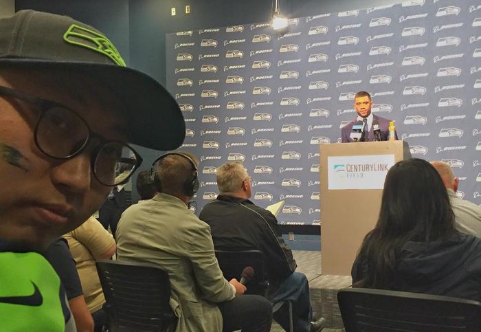 【我的第一场橄榄球赛】张博:现场观看NFL比赛是一种什么体验?