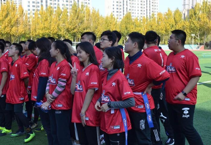 【我,橄不同】我们是北极星女孩,我们想组建中国第一支女子橄榄球队