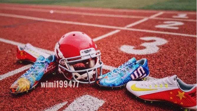 【我, 橄不同】我是WiMi小明, 我是国内橄榄球鞋定制第一人!