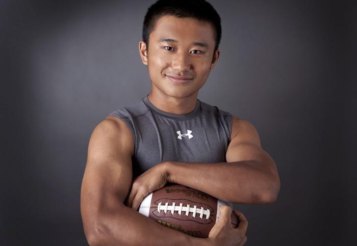 【我, 橄不同】我是張松, 我在美國打大學聯賽