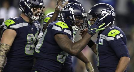 NFL18-19赛季 第十一周 海鹰27-24包装工