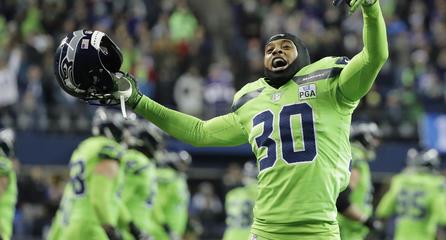 NFL18-19赛季 第十四周 海鹰21-7维京人