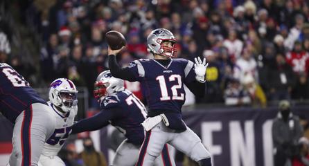NFL19-20賽季第十六周精彩瞬間
