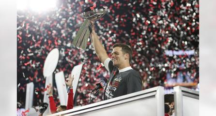 NFL2021第55届超级碗精彩瞬间