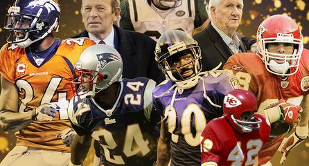【荣耀时刻】NFL2019年名人堂典礼